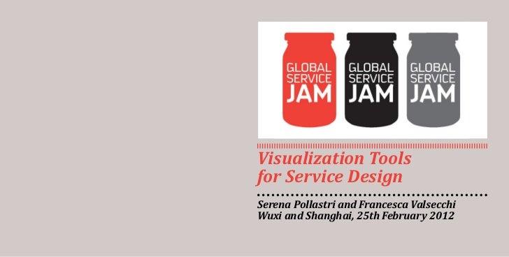 Visualization Toolsfor Service DesignSerena Pollastri and Francesca ValsecchiWuxi and Shanghai, 25th February 2012