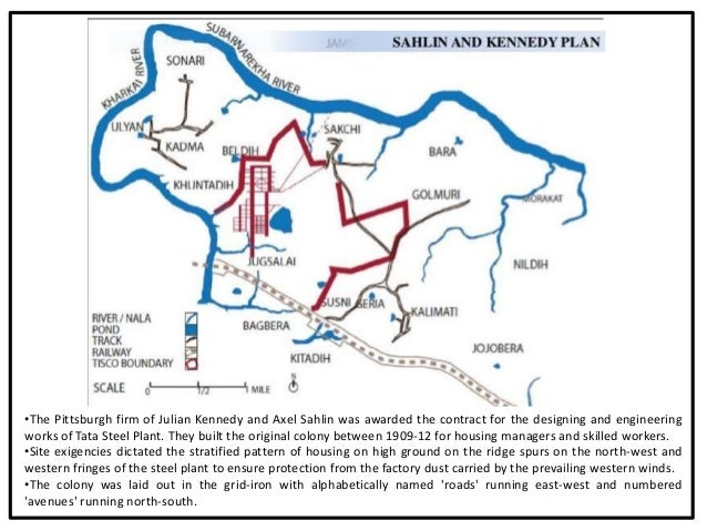 •As the Steel production of the plant grew, population of the township increased and the old Kennedy plan became obsolete....