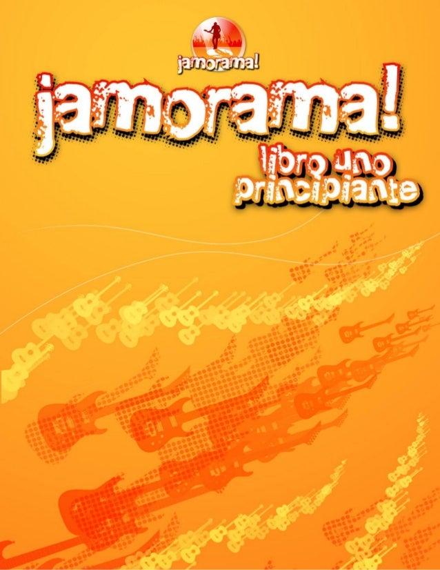 Términos de Uso Al adquirir Jamorama, El Paquete Definitivo de Aprendizaje de Guitarra, estás de acu- erdo con lo siguient...
