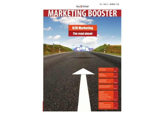 Preview of Marketing Booster