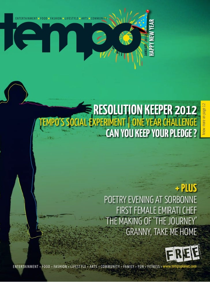 HAPPY NEW YEAR                              JANUARY 2012               RESOLUTION KEEPER 2012                             ...