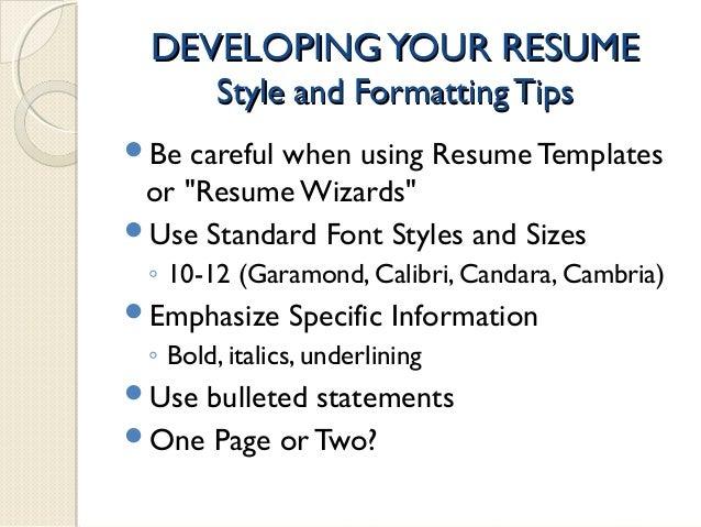 ... Job Responsibility And Career Change; 4.