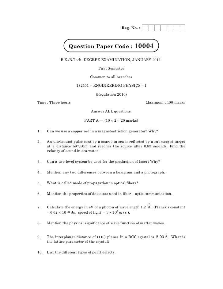 28                                                    Reg. No. :                    Question Paper Code :                 ...