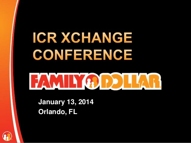 January 13, 2014 Orlando, FL  ®