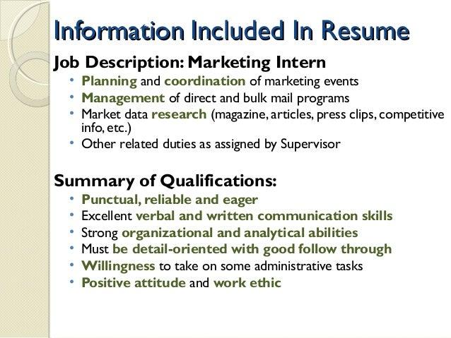 jan 23 revised ppt resume workshop