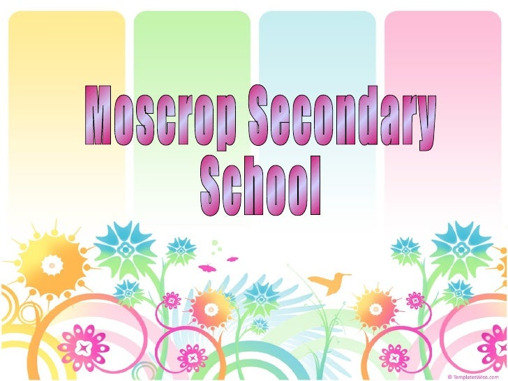Moscrop Secondary School