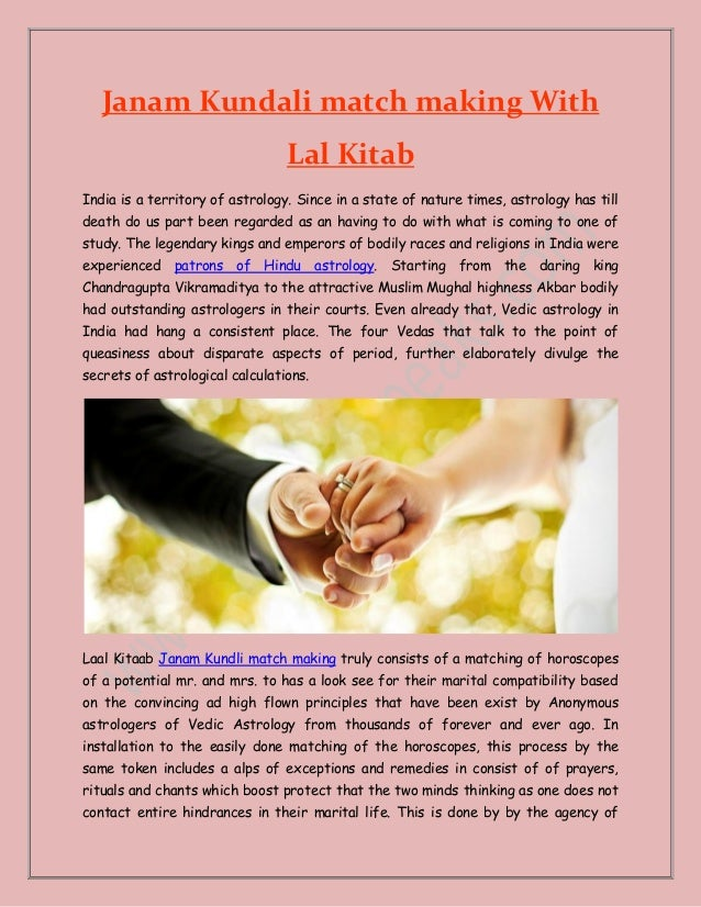 Horoscope Matching/ Kundali Matching/ Kundli Matching for Marriage Free
