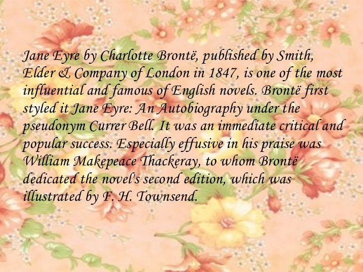 """the theme of free will charlotte brontes jane eyre """"jane eyre"""" by charlotte bronte this year, the theme is 'populism' free thinking for the world opendemocracy uk."""