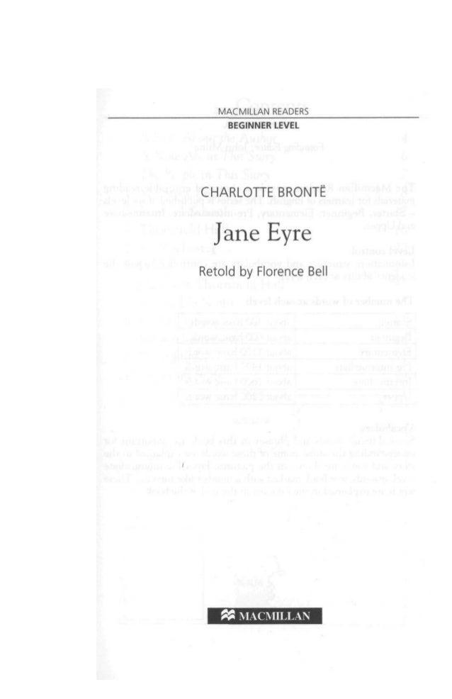 Jane Eyre by Charlotte Brontë.