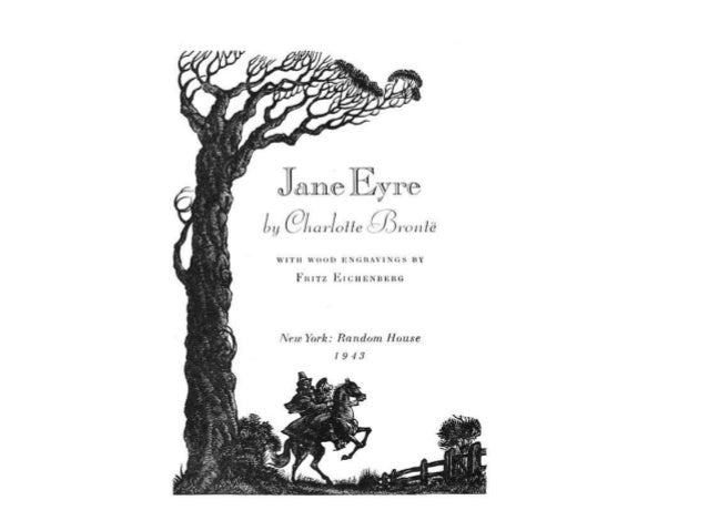 Jane eyre illustrations