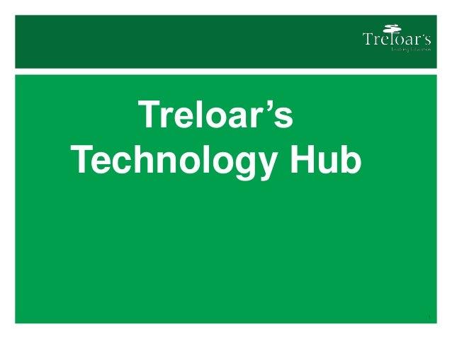 Treloar's Technology Hub 1