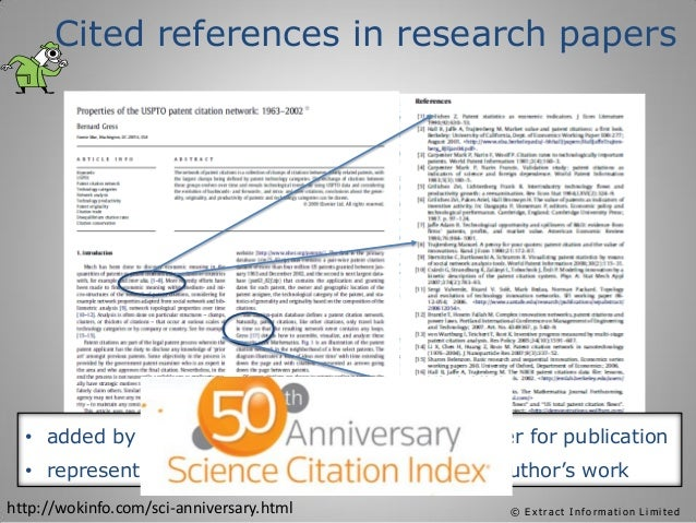 listing research paper