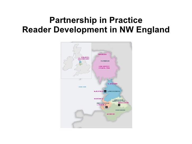 Partnership in Practice Reader Development in NW England