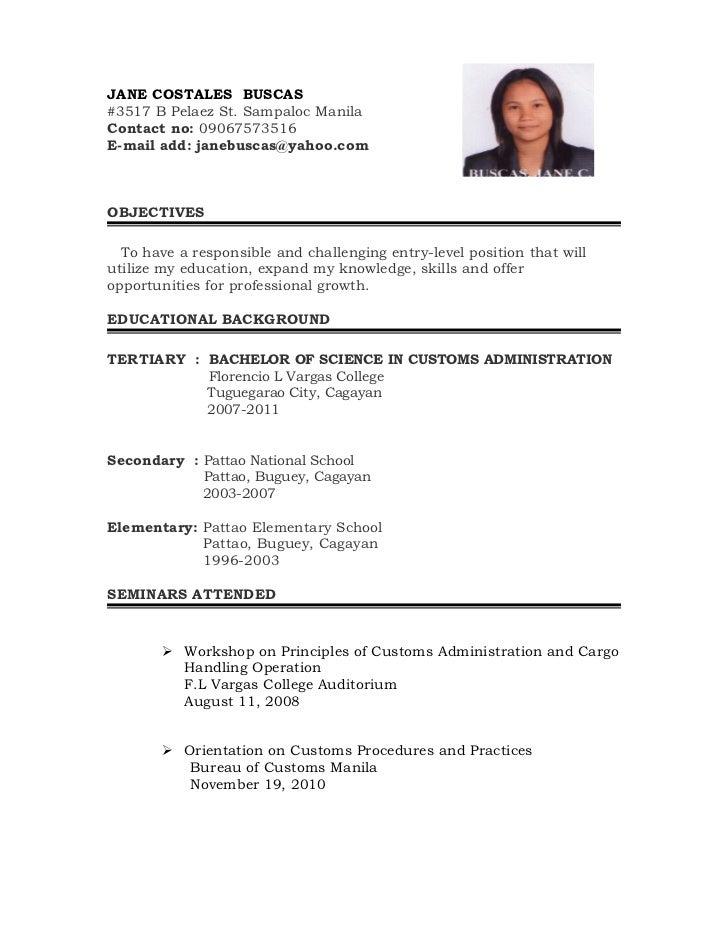Jane resume (2)