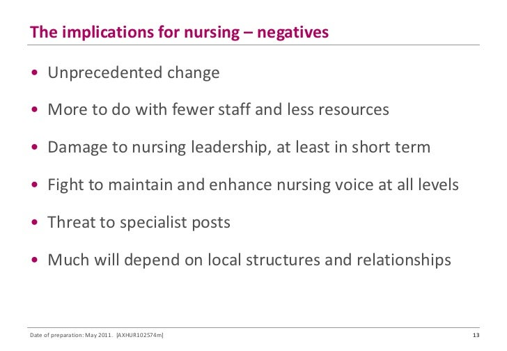 the changing roles of nurses in society One way in which these expectations become apparent is when we look at the roles that people play in society social roles are the part people play as members of a.