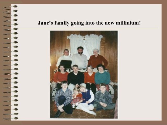 Jane's scrapbook