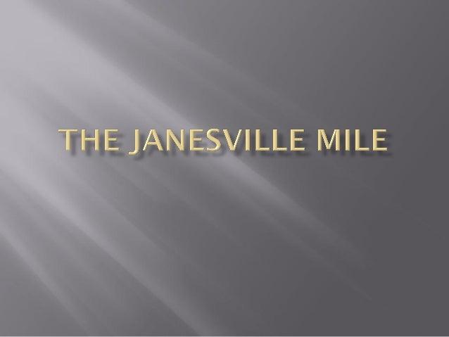  Celeste Gilmore – Alliant Energy  Jennifer Johns – UW Rock County  Duane Jorgenson – City of Janesville  Eric Kuznaci...