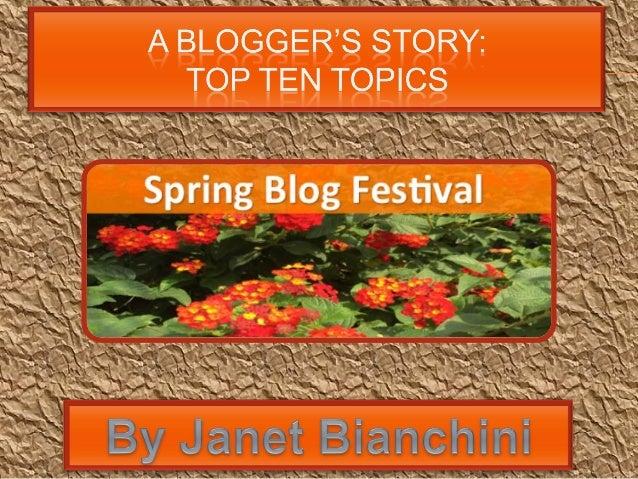 Janet's • My public virtual learning diary • E-portfolio Abruzzo • Source of inspiration • Repository of lesson ideas Edub...