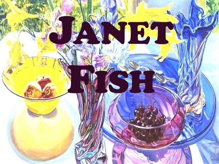Janet Fish<br />