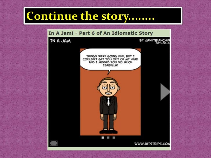 Comic strip designed and created by Lidiana, 8 years old, as a creative writing activity<br />http://superherosquad.marvel...