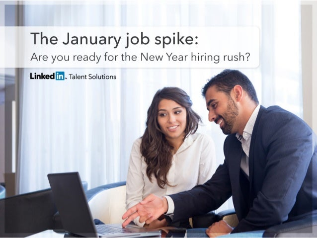 Are you ready for the January hiring spike?