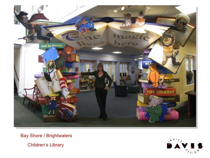 Bay Shore / Brightwaters   Children's Library