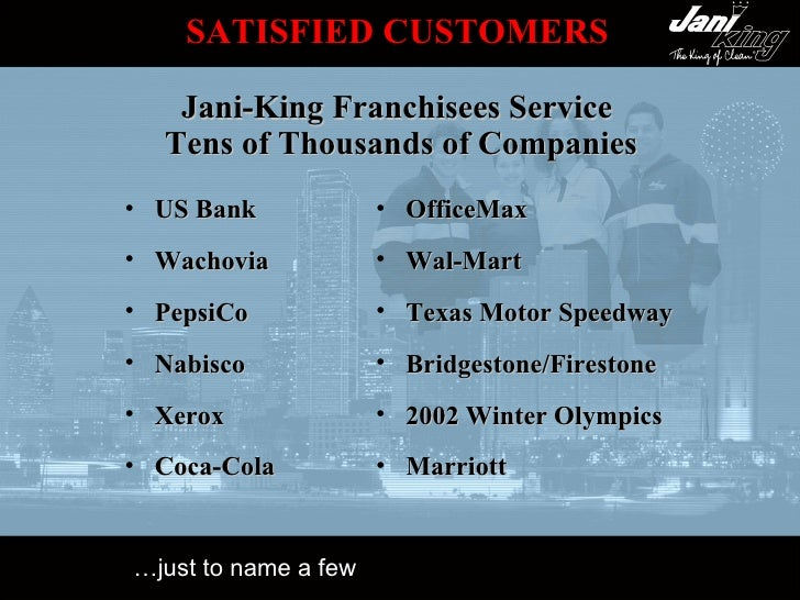 Jani king the world 39 s leading cleaning co for Marriott texas motor speedway