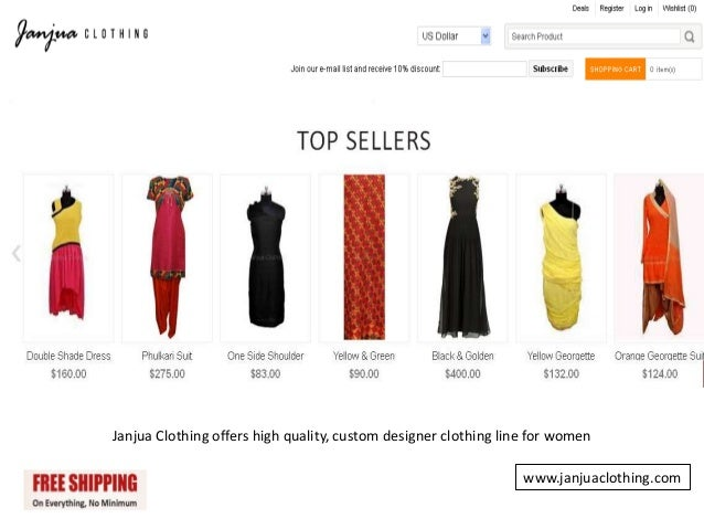 261f2a4724b Janjua clothing - A trusted brand for women clothing, dresses, apparel