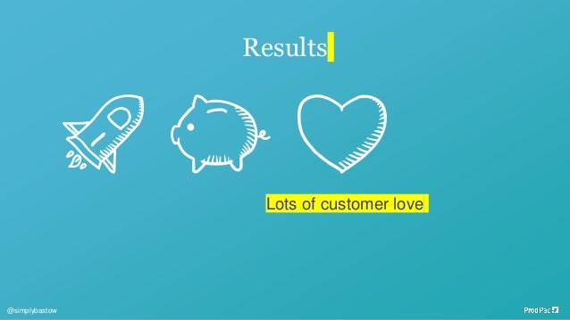 Results @simplybastow Better company culture