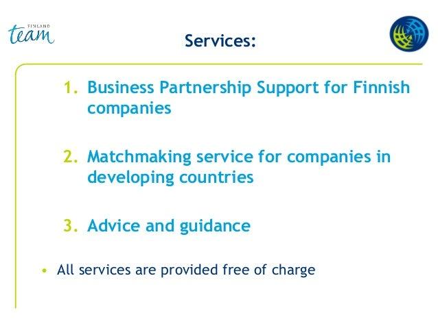 Janne Penttilä, A channel for private businesses Slide 3
