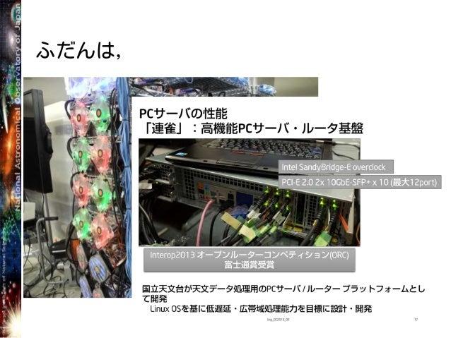 Janog震災時におけるインターネットアクセスの役割 Slide 3