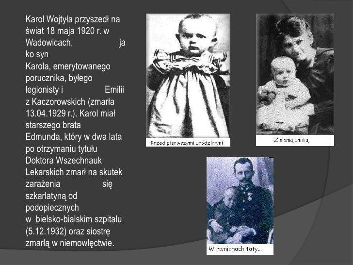 Jan PawełIi Prezentacja Slide 2