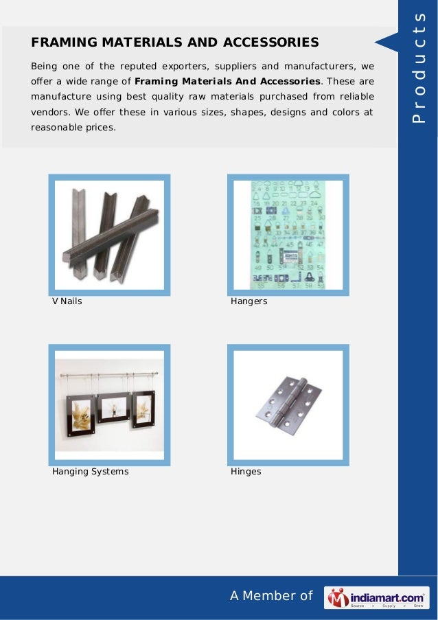 Janta Pictures Pvt. Ltd, Ahmedabad, Synthetic Moulding Frames