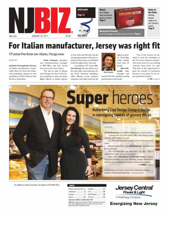 NJBIZ - Super Heroes - Ruitenberg Lind Design Group