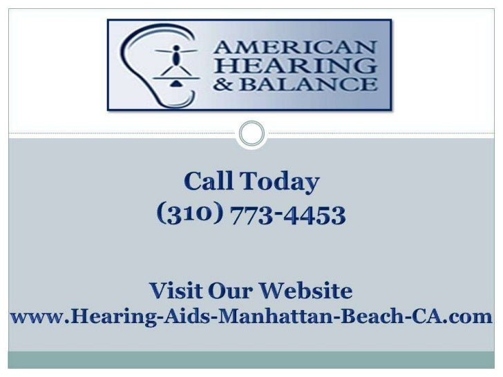 Lyric ExtendedWear Hearing Aids  Call Today   (310) 773-4453