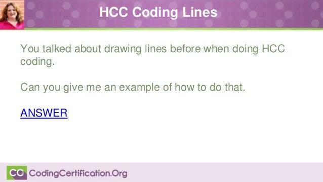 January 2015 medical coding qa webinar thanks arlene answer 13 hcc coding fandeluxe Images