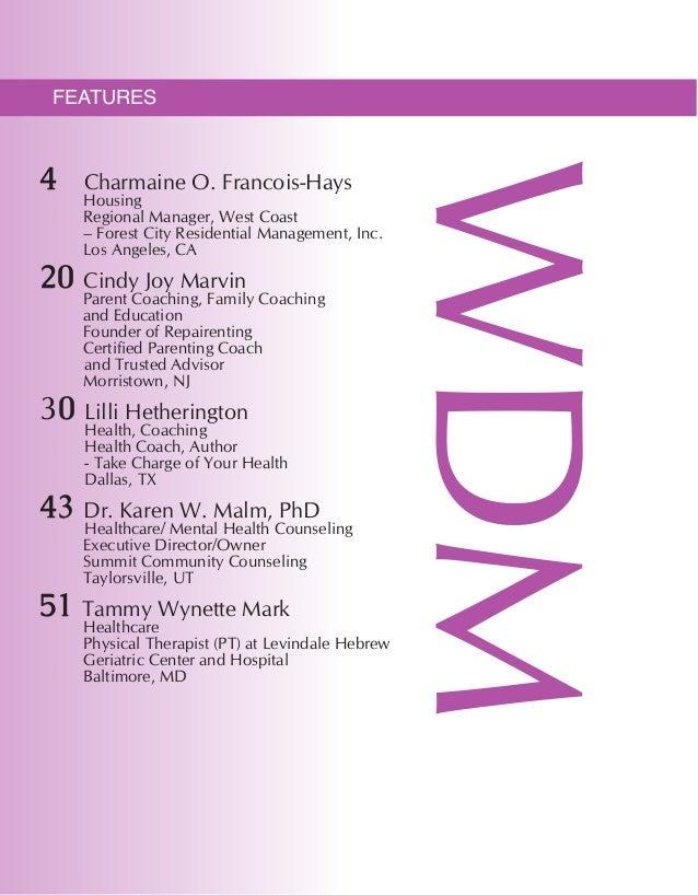 Women of Distinction Magazine Presents: January 2016 Edition  Slide 3