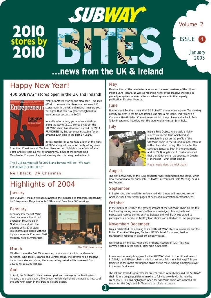 subway marketing and advertising articles