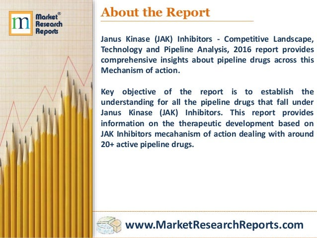 Janus Kinase Inhibitor (JAK) Inhibitors - Competitive Landscape, Tech…