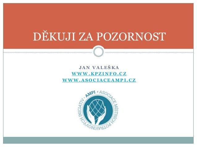 Jan Valeška na Svobodě NaŽivo 2015