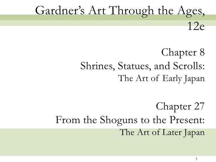 Gardner's Art Through the Ages,                           12e                           Chapter 8        Shrines, Statues,...
