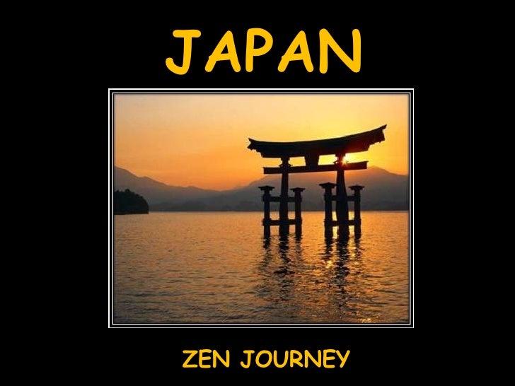 JAPAN ZEN JOURNEY