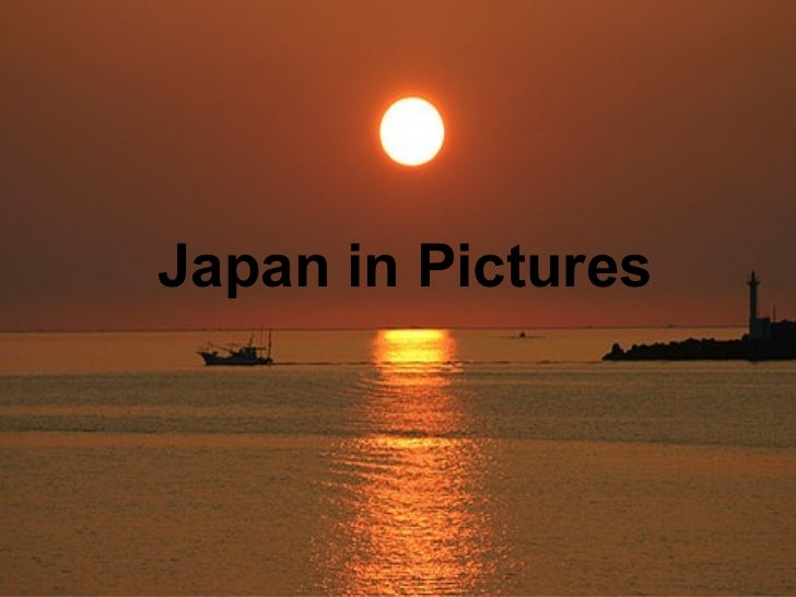 Japan in Pictures