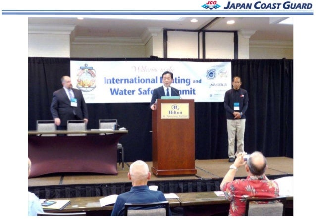 2018 IBWSS: Japan Coast Guard Update Slide 3