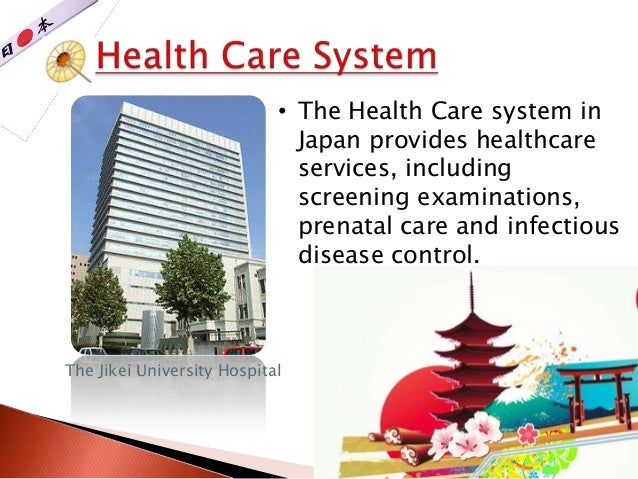 japans health care system Return to japan organizational structure of the health care system public-administered financing through numerous schemes delivery is highly fragmented/decentralized.