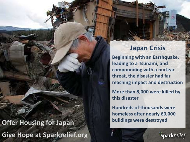 Japan Crisis<br />Beginning with an Earthquake, leading to a Tsunami, and compounding with a nuclear threat, the disaster ...