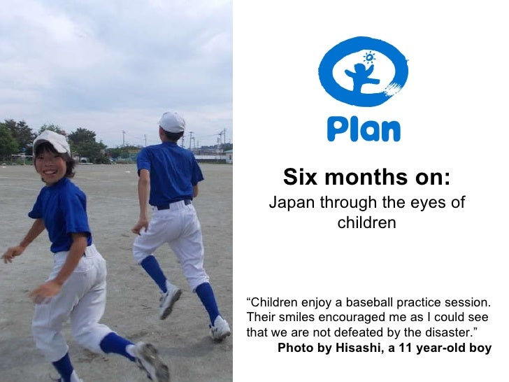 """ Children enjoy a baseball practice session. Their smiles encouraged me as I could see that we are not defeated by the di..."