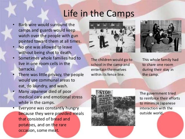 the impact of japanese american internment in the us essay Essay outline: rq: to what extent was domestic opposition present to the american and canadian japanese internment opening statement: besides being at a state of war, there is an essence of humanity, which provokes others to help and try to uplift the victims from their grief.