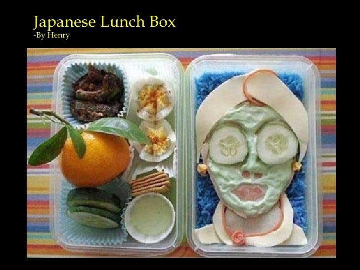 <ul><li>Japanese Lunch Box </li></ul><ul><li>By Henry </li></ul>