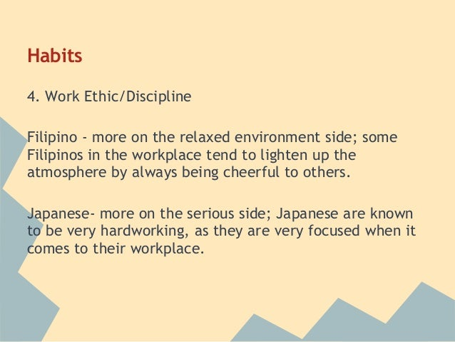 Japanese work ethics